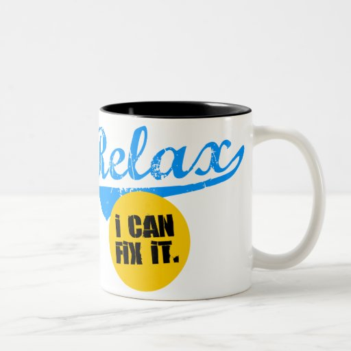 Relax Coffee Mugs