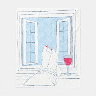 Relax Fleece Blanket