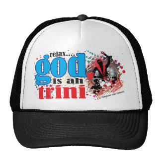 Relax God is ah Trini Hat