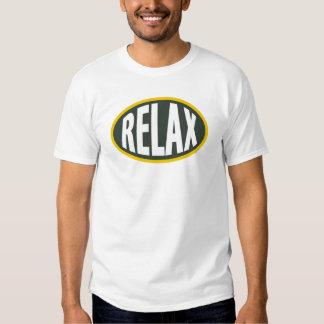 Relax Green Bay Tshirts