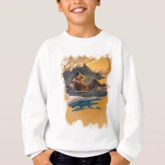 Relax in the boat sweatshirt