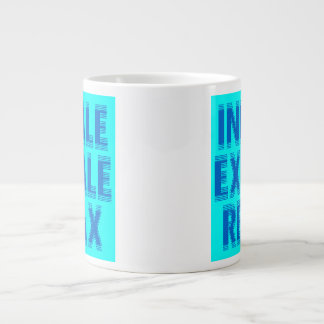 Relax Large Coffee Mug