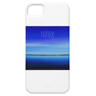 Relax Ocean Horizon Photo iPhone Case