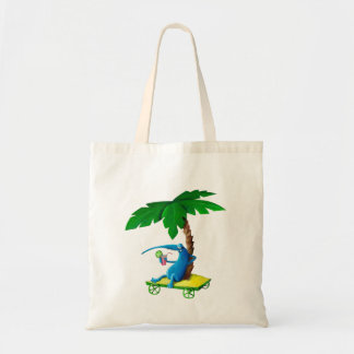 Relax on The Beach Tote Bag