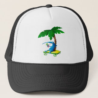 Relax on The Beach Trucker Hat