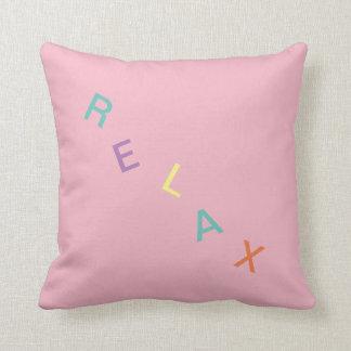 relax pillow