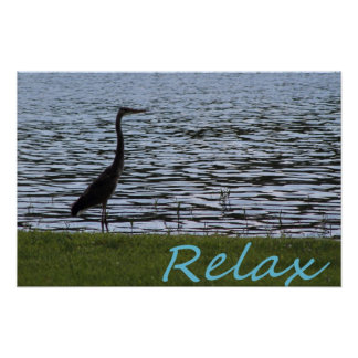 Relax Poster
