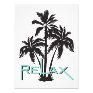 Relax Print Photograph