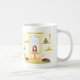 Relax-Red Hair Coffee Mug