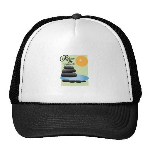 Relax & Rejuvenate Hats