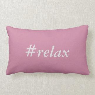 Relax Reminder Pillow