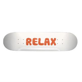 Relax Skateboard Decks