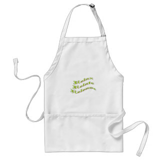Relax Standard Apron