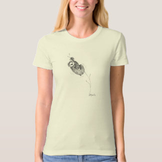 Relax-T-shirt with Illustration T-Shirt