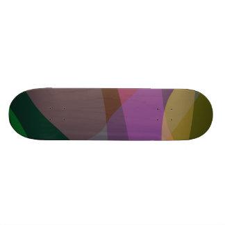 Relaxation 21.3 Cm Mini Skateboard Deck
