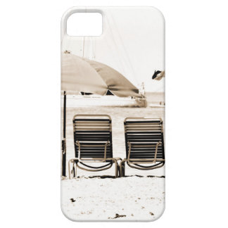 Relaxation by the Beach iPhone 5 Cases