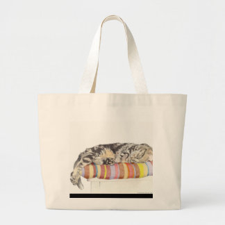 Relaxed Cat Bag