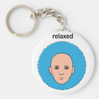 relaxed key ring