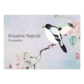 Relaxing Birds - Business Cards Large
