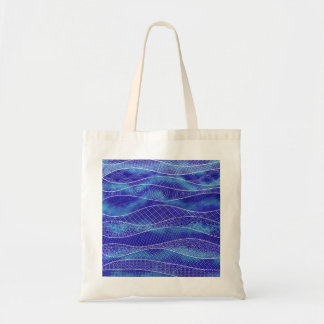 Relaxing Blue Tote