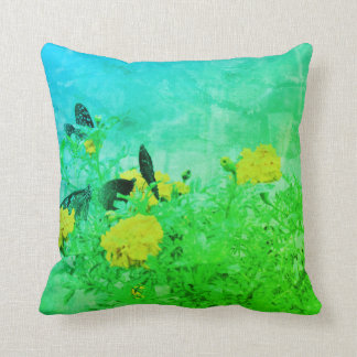 Relaxing Butterfly Cushion