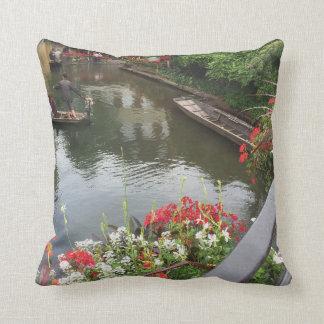 Relaxing Canal Cushion