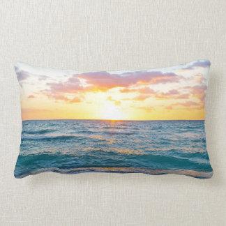 Relaxing Sunset Pillow