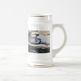 relaxing turtle coffee mugs