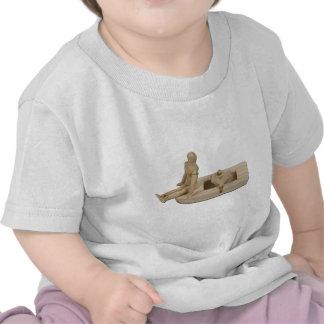 RelaxingPowerBoat020511 Tee Shirt