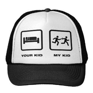 Relay Runner Mesh Hat