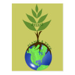 ReLeaf Plant A Tree Post Cards