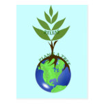 ReLeaf Plant A Tree Postcards