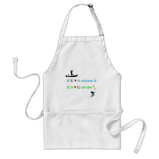 release aprons