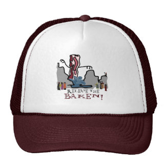 Release the Baken Trucker Hats