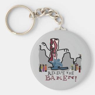Release the Baken! Keychain