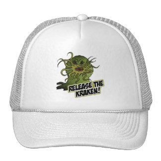release the kraken cap