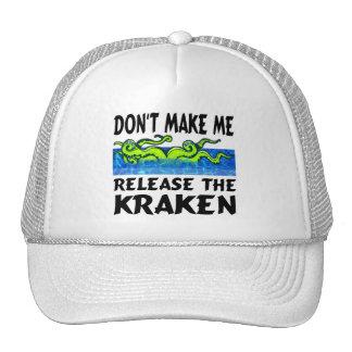 Release the Kraken hat