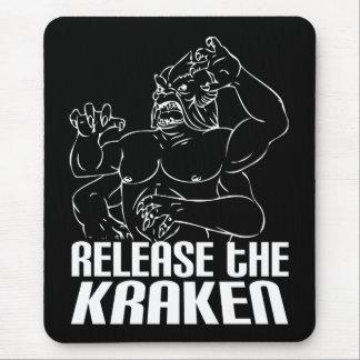 Release the Kraken Mouse Mat