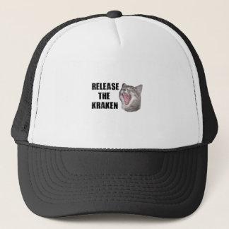 Release the Kraken! Trucker Hat