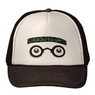 Release Your Inner Hippy Trucker Hat
