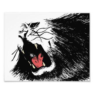 Release your lion! photograph