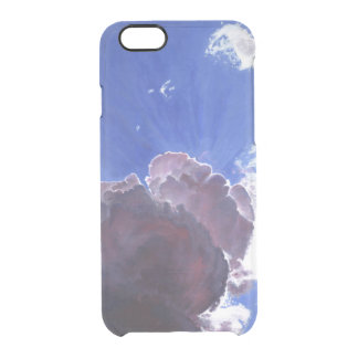Relentless light 2012 clear iPhone 6/6S case