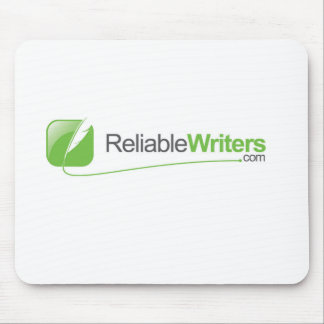 Reliable Writers Logo mousepad