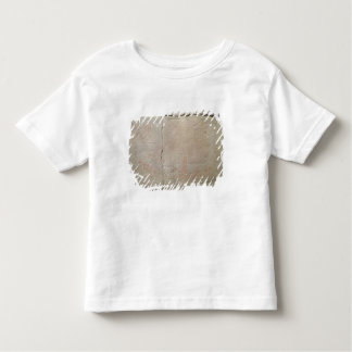 Relief depicting a boat journey toddler T-Shirt