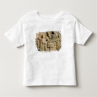 Relief depicting a family meal toddler T-Shirt