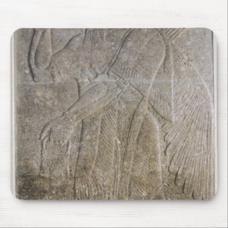 Relief depicting a Winged Genie Mouse Pad