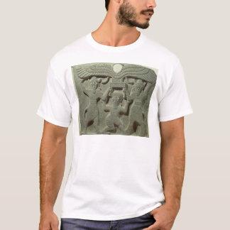 Relief depicting Gilgamesh between two T-Shirt