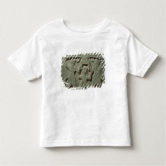 Relief depicting Gilgamesh between two Toddler T-Shirt