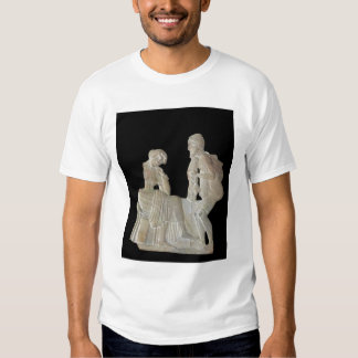 Relief depicting Odysseus and Penelope Shirts