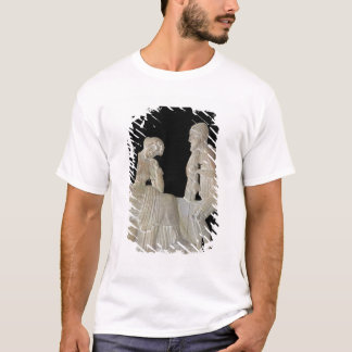 Relief depicting Odysseus and Penelope T-Shirt
